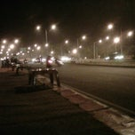 Photo taken at Jembatan MERR II C by Asih A. on 11/24/2012