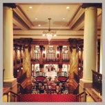 Photo taken at The Jefferson Hotel by EmilieCarol on 6/2/2013