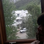 Photo taken at The Hotel Telluride by Chantelle O. on 6/26/2014