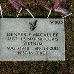 Photo taken at Southern Nevada Veterans Memorial Cemetery by The M. on 10/25/2014