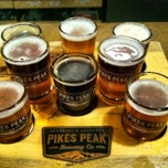 Photo taken at Pikes Peak Brewing Company by Forrest W. on 10/1/2013