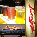 Photo taken at Leinenkugel's Beer Garden by Forrest W. on 6/7/2013