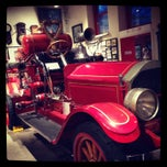 Photo taken at New York City Fire Museum by Kristine M. on 5/16/2013