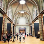Photo taken at Rijksmuseum by Brian P. on 5/6/2013