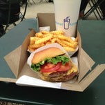 Photo taken at Shake Shack by Jack O. on 3/24/2013