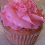 Photo taken at Miss Priss Cupcakes & such by Justin O. on 10/7/2014