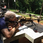 Photo taken at Gun Site Hills by Victoria A. on 7/28/2013
