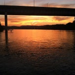 Photo taken at Robinson Bridge by Billy T. on 10/23/2012