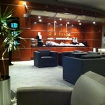Photo taken at US Airways Club & Envoy Lounge by Christopher A. on 1/28/2013
