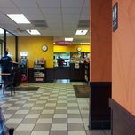 Photo taken at Dunkin' Donuts by Ashley R. on 9/4/2012