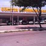 Photo taken at Cometa Supermercados by ACBASS2011 on 1/26/2012