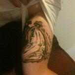 Photo taken at BDC Tattoo by Spenser R. on 5/23/2012