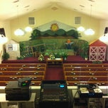 Photo taken at Christ Memorial Baptist Church by Jonathan S. on 7/20/2011
