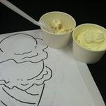 Photo taken at Glacier Ice Cream by Lauren S. on 6/18/2012