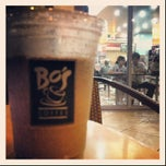 "Photo taken at Bo's Coffee by Gilbert ""Fab General G. on 7/18/2012"