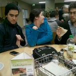 Photo taken at The Caf by Zach S. on 11/11/2011