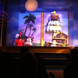 Photo taken at Disney Junior Live on Stage! by Julie H. on 5/23/2011