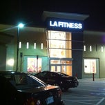 Photo taken at LA Fitness by Eddie B. on 7/6/2012