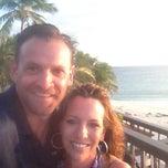 Photo taken at Rocks Bar @ Vomo Island Resort by Chuck D. on 5/22/2012
