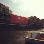 Photo taken at ibis Amsterdam Centre by Geraldo V. on 8/13/2012