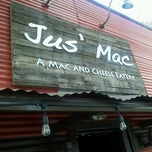 Photo taken at Jus' Mac by Kevin S. on 10/22/2011