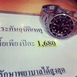 Photo taken at ธนาคารกรุงเทพ (Bangkok Bank) by Lex K. on 7/5/2012