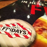 Photo taken at T.G.I. Friday's by Sang Pencinta Ratu on 7/16/2012