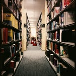 Photo taken at University of Warwick Library by Pavel B. on 9/2/2012