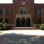 Photo taken at Fresno City College Library by Kelly H. on 4/29/2012