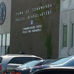 Photo taken at Town of Tonawanda Police Headquarters by Jessenia A. on 6/11/2012