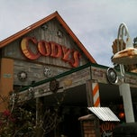 Photo taken at Cody's Original Roadhouse by Eric C. on 6/23/2012