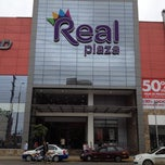 Photo taken at Real Plaza by Jensson B. on 8/4/2012