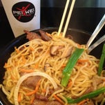Photo taken at Pei Wei Asian Diner by John V. on 7/26/2012