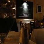 Photo taken at Petit Robert Bistro by William T. on 3/2/2013