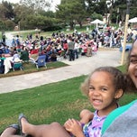 Photo taken at Summer Concerts in the Park by Zakiya J. S. on 8/9/2014