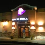 Photo taken at Taco Bell by Eddie J. on 10/27/2013