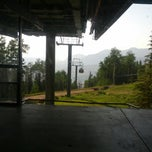 Photo taken at Station St. Sophia 10,540ft by Marty O. on 7/19/2014