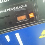 Photo taken at Sunoco gas station by Matthew O. on 10/4/2012