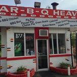 Photo taken at Bar-B-Q Heaven by Bryan J. on 5/20/2013