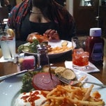 Photo taken at Gallagher's Burger Bar by James R. on 9/25/2014