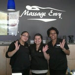 Photo taken at Massage Envy Spa - Pearland by Anh N. on 9/19/2012