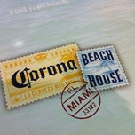 Photo taken at Corona Beach House by S on 11/13/2012