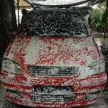 Photo taken at Car Wash Pioneer by anas a. on 3/23/2013