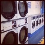 Photo taken at Laundry Salon Lavoir by Christelle L. on 6/17/2014