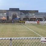 Photo taken at Thompson Field by Cheri on 11/15/2013