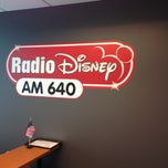Photo taken at Radio Disney Philadelphia by Chris V. on 3/21/2013