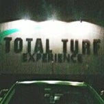 Photo taken at Total Turf Experience by FUKR R. on 2/23/2014