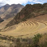 Photo taken at Mausoleo de Pisac by Pia I. on 10/21/2014