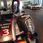 Photo taken at Audi Forum by FOURTITUDE.COM, The Audi Enthusiast Website on 7/9/2014