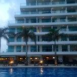 Photo taken at Sonesta Hotel by Michelle T. on 8/24/2013